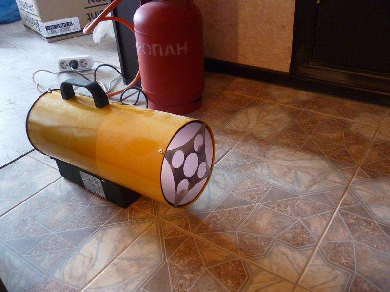 Использование газового генератора Фото №5