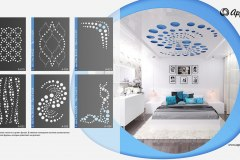 3D-потолок 8