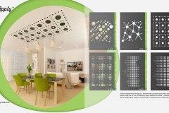 3D-потолок 9