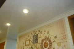 Глянцевый потолок 7