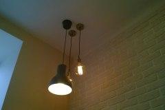 Матовый потолок 1