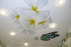 Натяжной потолок-9