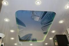 Потолок с фотопечатью 2